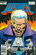 Justice (1986 Marvel) 28