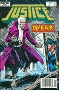 Justice (1986 Marvel) 27
