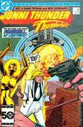Jonni Thunder (1985 DC) AKA Thunderbolt 4