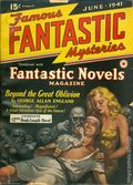 Famous Fantastic Mysteries (1939-1953 Frank A. Munsey/Popular/Altus) Pulp Vol. 3 #2