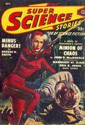 Super Science Stories (1940-1951 Popular Publications) Pulp Vol. 5 #4