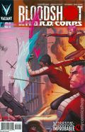 Bloodshot and Hard Corps: Hard Corps (2012 3rd Series) 21B