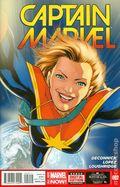 Captain Marvel (2014 8th Series) 2A