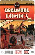 Deadpool (2012 3rd Series) 27D