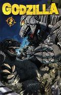 Godzilla TPB (2012-2013 IDW) 2-REP