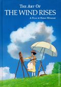 Art of the Wind Rises HC (2014 Viz) A Film by Hayao Miyazaki 1-1ST
