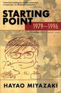 Starting Point 1979-1996 SC (2014 Viz) By Hayao Miyazaki 1-1ST