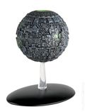 Star Trek The Official Starship Collection (2013 Eaglemoss) Magazine and Figure #010