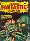Famous Fantastic Mysteries (1939-1953 Frank A. Munsey/Popular/Altus) Pulp Vol. 8 #2