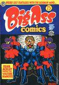 Big Ass Comics (1969-1971) #1, 7th Printing