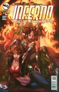 Grimm Fairy Tales Inferno Age of Darkness (2014) 0B