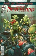 Grimm Fairy Tales Neverland Age of Darkness (2014 Zenescope) 2B