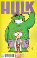 Hulk (2014 2nd Series) 1F