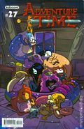 Adventure Time (2012 Kaboom) 27A