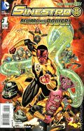 Sinestro (2014) 1B