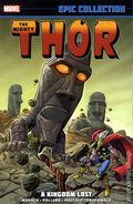 Thor A Kingdom Lost TPB (2014 Marvel) Epic Collection 1-1ST