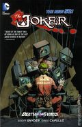 Joker Death of the Family TPB (2014 DC Comics The New 52) 1-1ST