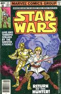 Star Wars (1977 Marvel) Mark Jewelers 27MJ