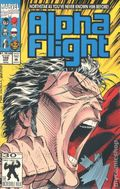 Alpha Flight (1983 1st Series) 106B