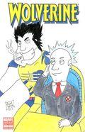 Wolverine (2010 3rd Series) 1ESKETCH