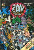 Zap Comix (1968 Apex Novelties) #5, 3rd Printing
