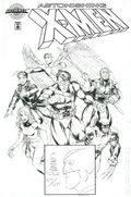 Astonishing X-Men (1999) Marvel Authentix Edition 1-SKETCHED