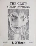 Crow Color Portfolio by James O'Barr (1990) SET-01-1990