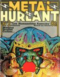 Metal Hurlant (French 1975-1987 Humanoides Associes) 2
