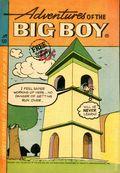 Adventures of the Big Boy (1957-1996 Webs Adv. Corp.) Restaurant Promo 120