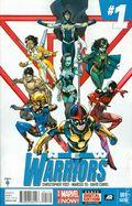 New Warriors (2014 5th Series) 1F