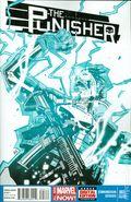 Punisher (2014 10th Series) 3C