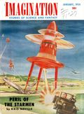 Imagination (1950 Digest) Vol. 5 #1
