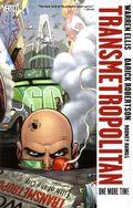 Transmetropolitan TPB (2009-2011 DC/Vertigo) 2nd Edition 10-REP