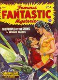 Famous Fantastic Mysteries (1939-1953 Frank A. Munsey/Popular/Altus) Pulp Vol. 8 #5