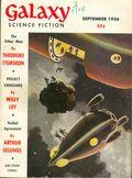 Galaxy Science Fiction (1950-1980 World/Galaxy/Universal) Vol. 12 #5