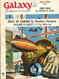 Galaxy Science Fiction (1950-1980 World/Galaxy/Universal) Vol. 12 #3