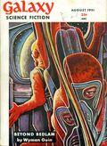 Galaxy Science Fiction (1950-1980 World/Galaxy/Universal) Vol. 2 #5