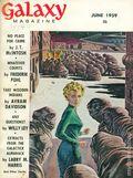 Galaxy Science Fiction (1950-1980 World/Galaxy/Universal) Vol. 17 #5