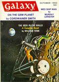 Galaxy Science Fiction (1950-1980 World/Galaxy/Universal) Vol. 22 #1