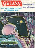 Galaxy Science Fiction (1950-1980 World/Galaxy/Universal) Vol. 22 #4