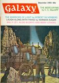 Galaxy Science Fiction (1950-1980 World/Galaxy/Universal) Vol. 24 #2