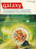 Galaxy Science Fiction (1950-1980 World/Galaxy/Universal) Vol. 23 #1