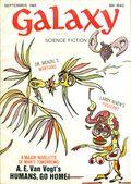 Galaxy Science Fiction (1950-1980 World/Galaxy/Universal) Vol. 29 #1