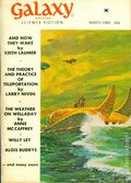 Galaxy Science Fiction (1950-1980 World/Galaxy/Universal) Vol. 28 #2