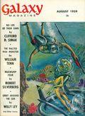 Galaxy Science Fiction (1950-1980 World/Galaxy/Universal) Vol. 17 #6
