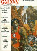 Galaxy Science Fiction (1950-1980 World/Galaxy/Universal) Vol. 28 #1