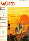 Galaxy Science Fiction (1950-1980 World/Galaxy/Universal) Vol. 25 #4
