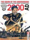 2000 AD (1977 IPC/Fleetway) UK 1822