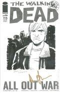 Walking Dead (2003 Image) 115L.SKETCH