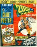 2000 AD (1977 IPC/Fleetway) UK 100B